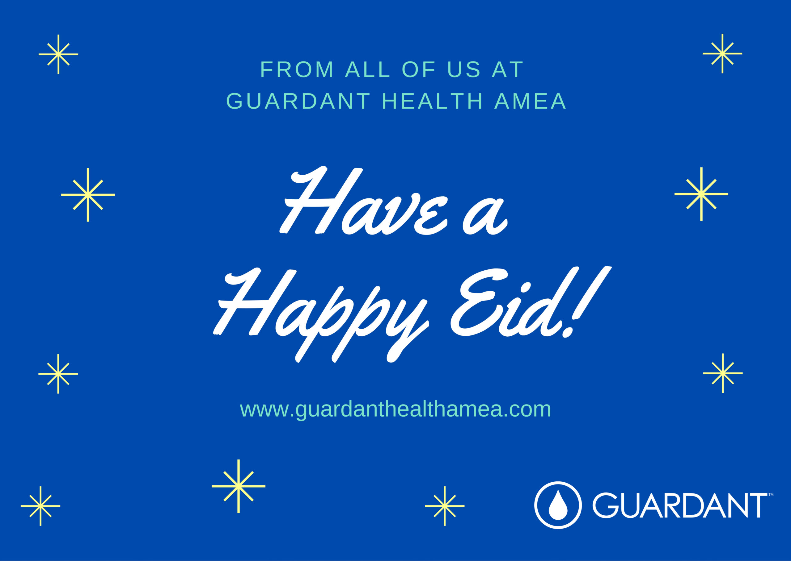 Have A Happy Eid!