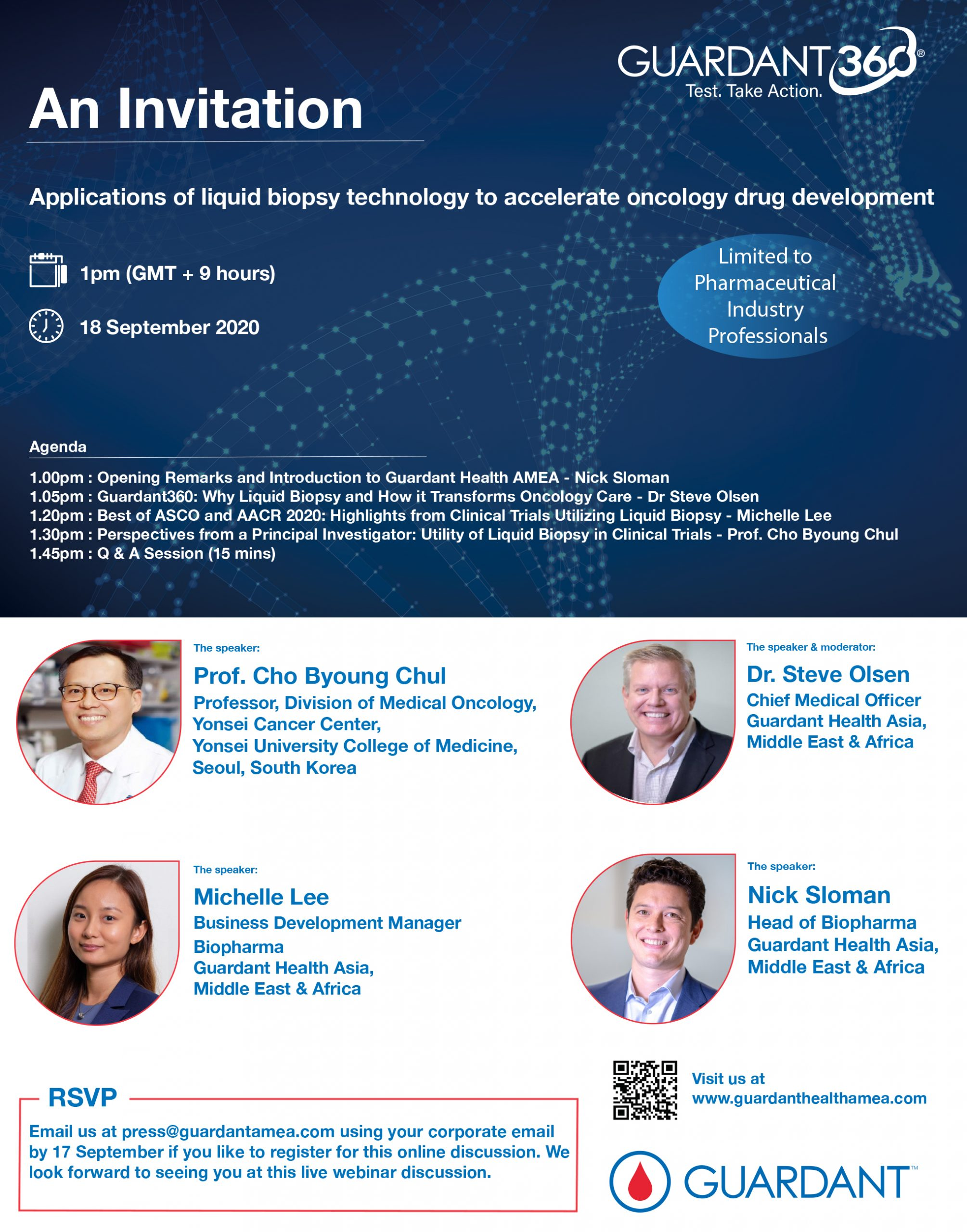 Applications of liquid biopsy technology to accelerate oncology drug development