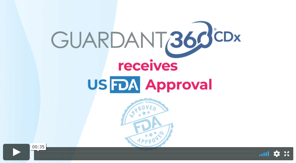 Guardant360® CDx receives US FDA Approval