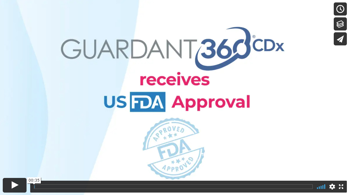 Guardant360® CDx FDA Approval Announcement